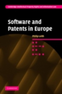 Cover Software and Patents in Europe