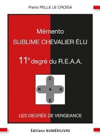 Cover Mémento 11e degré du R.E.A.A.