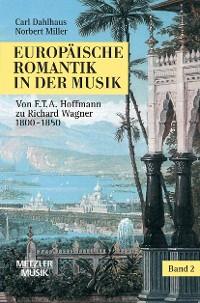 Cover Europäische Romantik in der Musik