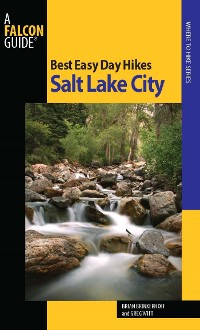 Cover Best Easy Day Hikes Salt Lake City