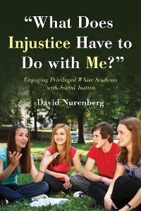 "Cover ""What Does Injustice Have to Do with Me?"""