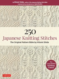 Cover 250 Japanese Knitting Stitches