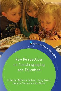 Cover New Perspectives on Translanguaging and Education