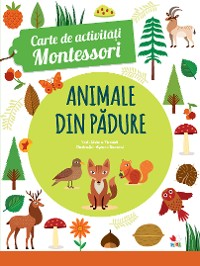 Cover Animale din padure