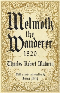 Cover Melmoth the Wanderer 1820