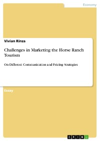Cover Challenges in Marketing the Horse Ranch Tourism