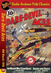Cover Dare-Devil Aces #96 March 1940