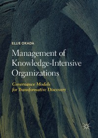 Cover Management of Knowledge-Intensive Organizations