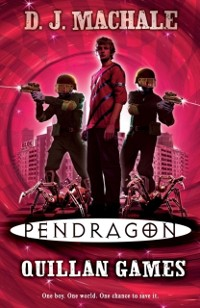 Cover Pendragon: Quillan Games