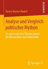 Cover Analyse und Vergleich politischer Mythen