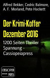 Cover Der Krimi-Koffer Dezember 2016