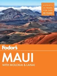 Cover Fodor's Maui