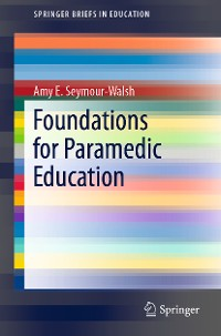 Cover Foundations for Paramedic Education