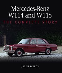 Cover Mercedes-Benz W114 and W115