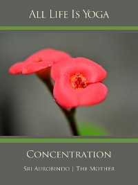 Cover All Life Is Yoga: Concentration