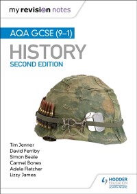 Cover My Revision Notes: AQA GCSE (9-1) History, Second edition