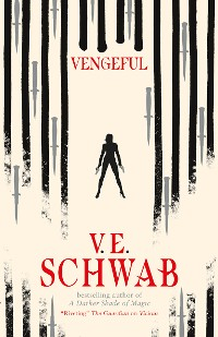 Cover Vengeful