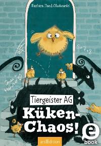 Cover Tiergeister AG - Küken-Chaos!