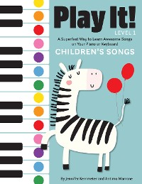 Cover Play It! Children's Songs