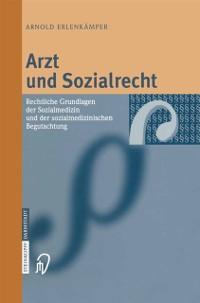 Cover Arzt und Sozialrecht