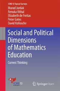 Cover Social and Political Dimensions of Mathematics Education