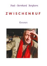 Cover ZWISCHENRUF