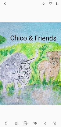 Cover Chico & Friends