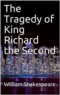 Cover The Tragedy of King Richard the Second