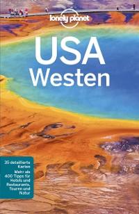 Cover Lonely Planet Reiseführer USA Westen