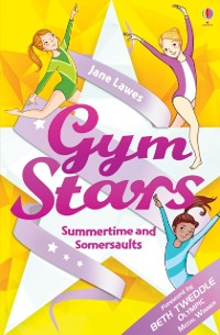 Cover Gym Stars: Summertime and Somersaults