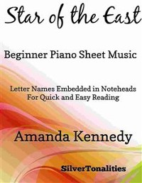 Cover Star of the East Beginner Piano Sheet Music