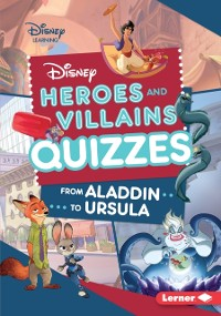 Cover Disney Heroes and Villains Quizzes