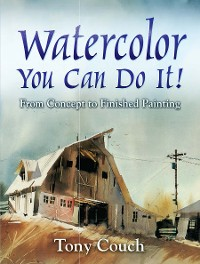Cover Watercolor: You Can Do It!