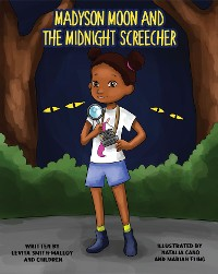 Cover Madyson Moon and the Midnight Screecher