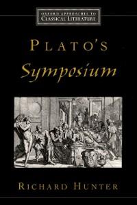 Cover Plato's Symposium