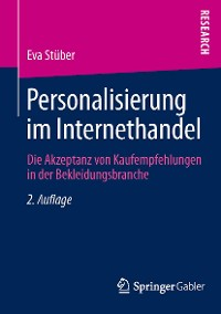 Cover Personalisierung im Internethandel