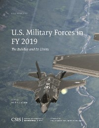 Cover U.S. Military Forces in FY 2019