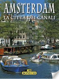 Cover Amsterdam la città dei canali
