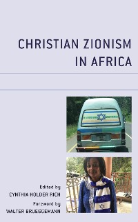 Cover Christian Zionism in Africa