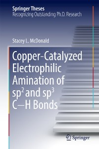 Cover Copper-Catalyzed Electrophilic Amination of sp2 and sp3 C−H Bonds