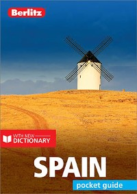 Cover Berlitz Pocket Guide Spain (Travel Guide eBook)