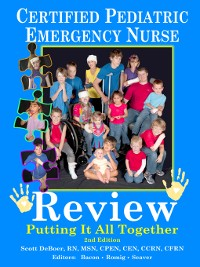 Cover Certified Pediatric Emergency Nurse Review
