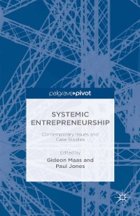 Cover Systemic Entrepreneurship