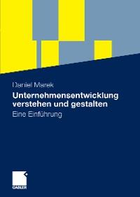 Cover Unternehmensentwicklung verstehen und gestalten