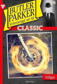 Cover Butler Parker Classic 59 – Kriminalroman