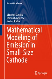 Cover Mathematical Modeling of Emission in Small-Size Cathode