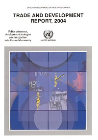 Cover Trade and Development Report 2004