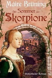 Cover Der Sommer der Skorpione