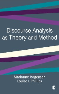 Cover Discourse Analysis as Theory and Method