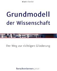 Cover Grundmodell der Wissenschaft